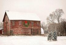 Barns, barn quilts / by Carol McGarvey