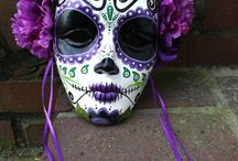 Day of the dead / by angela lindstrom
