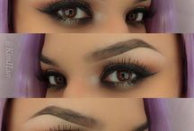 Makeup - Eyes  / by Andrea Sandoval