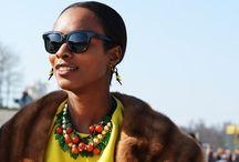fashionable people / by Carolyn Nadler