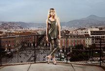 """Shooting """"Über den Dächern von Nizza"""" – FS 2014 / Die neuen Lookbook-Bilder der FS-Kollektion haben wir ganz stilecht """"Über den Dächern"""" von Nizza fotografiert."""