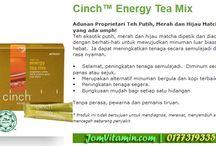 Cinch Energy Tea Mix Shaklee / Cinch Energy Tea Mix Shaklee jomvitamin.com