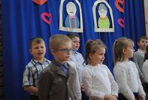 Nasza szkoła / O szkole w Klwatce Królewskiej