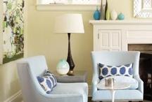 Living Area Home Decor