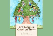 Do Families Grow On Trees? / Do families grow on trees? Eva asked her Grandma. When asked to create her family tree as a homework assignment, Eva gets confused about where families come from.  Do they grow on trees? Eva looks to her grandmother for guidance and to learn more about what a family tree really means. The last two pages provide the reader with an outline of a tree to draw in their own family tree! The book is available in English, Spanish, a bilingual English/Spanish edition and Catalan!