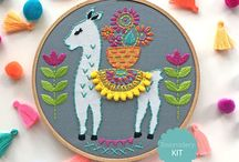 Embroidery Kits