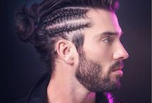 Long Hairstyles for Men 2017 / Best and latest, long hairstyles for men in 2017