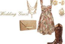 Western wedding wear / by Debbie Cash