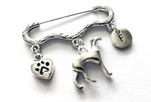 Gifts for Dog Lovers and Dogs / Special gifts for people who love dogs, dog breed jewellery and gifts for dogs themselves ... woof woof