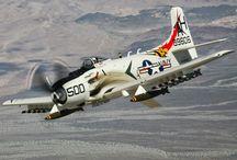 A - 1 Skyraider