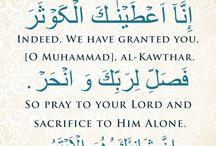 Memories Quran