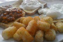Dan's Kiwi Big Breakfasts