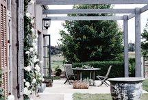 Uteplats / Trädgård