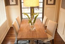 New Home Dining Room / by Jessica