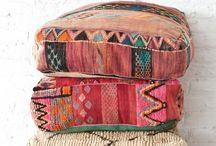 Fabrics / toutes sortes de textiles