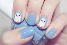 prettynails / we're obsessed with doing our nails, so we've compiled some inspiration and some of our own nail art to share! / by PRETTYFACECLUB