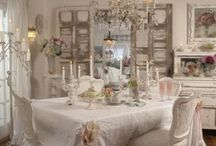Dining room / by DJ Dewberry
