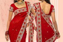 Saari draping styles