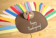 Thanksgiving Crafts for Kids / by Rokenbok Toys