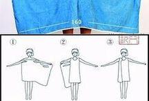 халат-полотенце