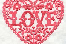 Embroidery for Machine