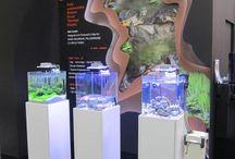 NANO Aquariums by SICCE S.p.A. / Ideas for Nano Aquariums and Aquascaping
