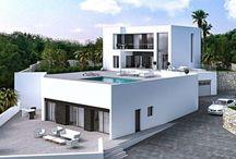 EXCELLENT   Designer villa's
