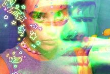 space grunge
