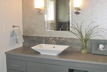 Bath Ideas / by Nancy Wagner