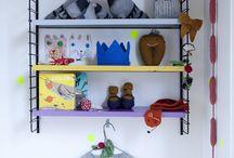 Hračky, dekorace
