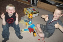 Reviews of Our Toys!