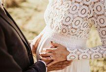 Νυφικό έγκυος
