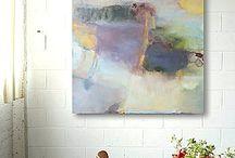 Abstraktná Maľba