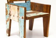 Chaises / Fauteuils / Assises