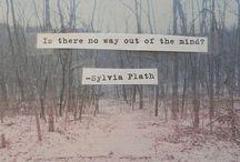 Words | Sylvia Plath
