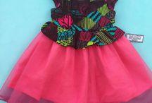 Khumo's traditional attires