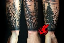 forest tatoo