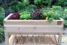 Standing Garden Planter