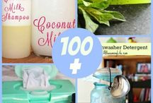 DIY lotions and potions for the home