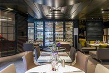 Cave à vin de luxe sur mesure pour Hotel / Cave à vin sur mesure réalisées pour des hôtels de prestige