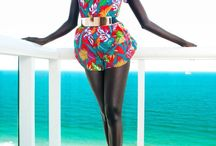 Colorful Fashion / A collection of inspiring photos featuring gorgeous women in colourful clothes.