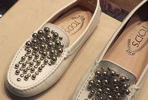 Scarpe - Shoes / Borchiate per uno stile rock, glamour con gli strass, perlate romantiche e molte altre ancora: le nostre scarpe preferite degli stilisti più cool a livello internazionale