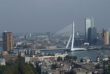 Rotterdam / Rotterdam, the second largest city in The Netherlands