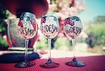Gifts for the Wedding Party / It is customary for the Bride and Groom to give small gifts to their bridesmaids and groomsmen.  Check out these unique gifts!!