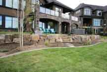 Retaining Walls / by Hedberg Supply