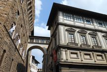 UFFIZI Gallery & VASARI Corridor / Visit the UFFIZI GALLERY  and discover the silence of history as you enter the VASARI CORRIDOR, the secret passageway of the Medici family. www.florencetown.com