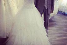 Tilbud på brudekjole / Spesialtilbud på en brudekjole