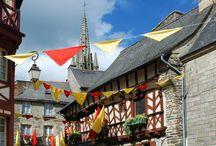châteaux de Bretagne