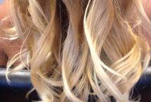 hair / by Stephanie Shifflett