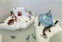Small World, Arctic Scene